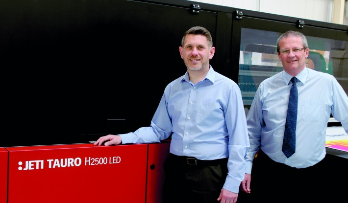 Agfa cpress release Mark and Mike